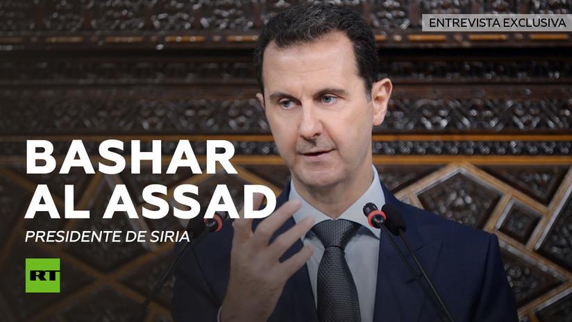 2015-03-31 - Entrevista con Bashar al Assad, presidente de Siria