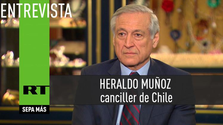 2015-04-21 - Entrevista con Heraldo Muñoz, canciller de Chile