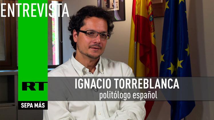 2015-05-21 - El politólogo español Ignacio Torreblanca revela el
