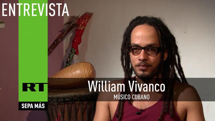 2015-05-27 - Entrevista con William Vivanco, músico cubano