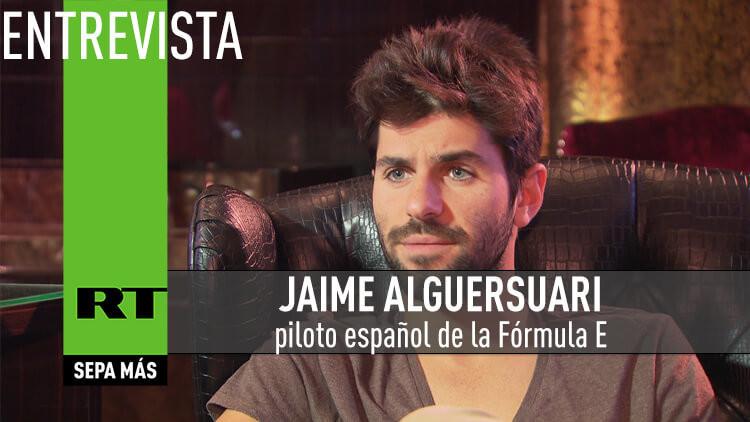 2015-06-16 - Entrevista con Jaime Alguersuari, piloto español de la Fórmula E