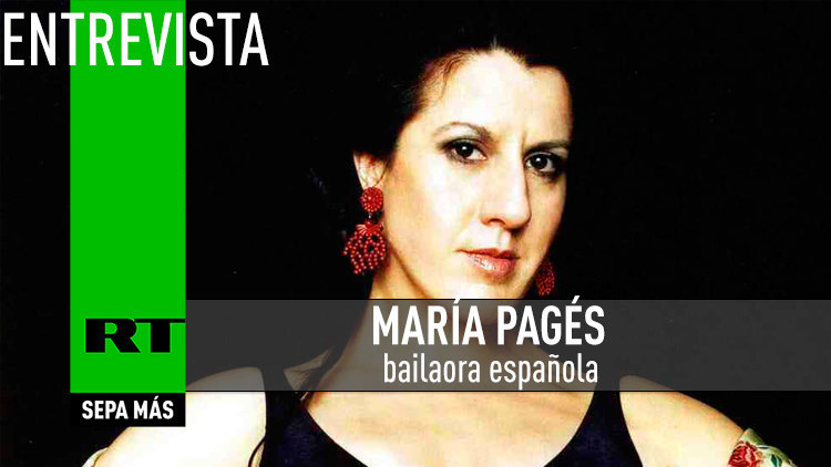 2015-06-24 - Entrevista con María Pagés, bailaora española