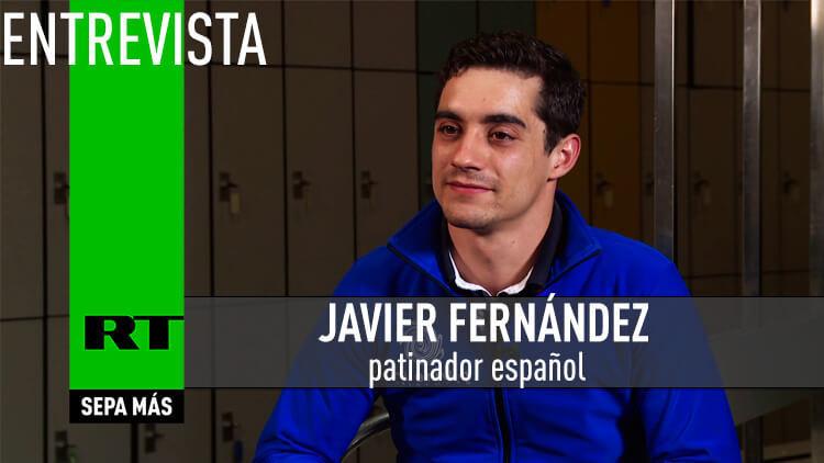 2015-06-29 - Entrevista con Javier Fernández, patinador español