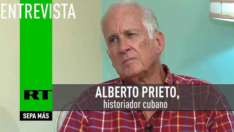 2015-07-20 - Entrevista con Alberto Prieto, historiador cubano