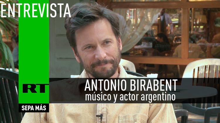 2015-07-21 - Entrevista con Antonio Birabent, músico y actor argentino