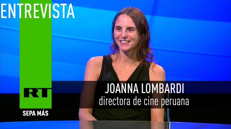 2015-08-05 - Entrevista con Joanna Lombardi, directora de cine peruana