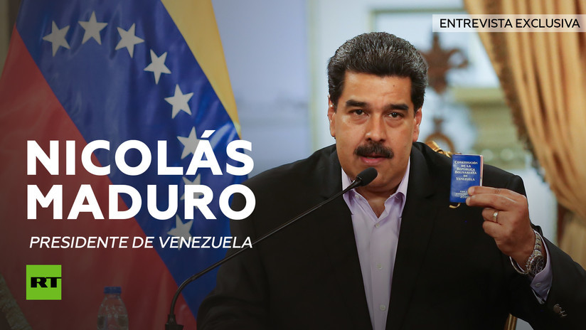 2015-09-03 - Entrevista con Nicolás Maduro, presidente de Venezuela