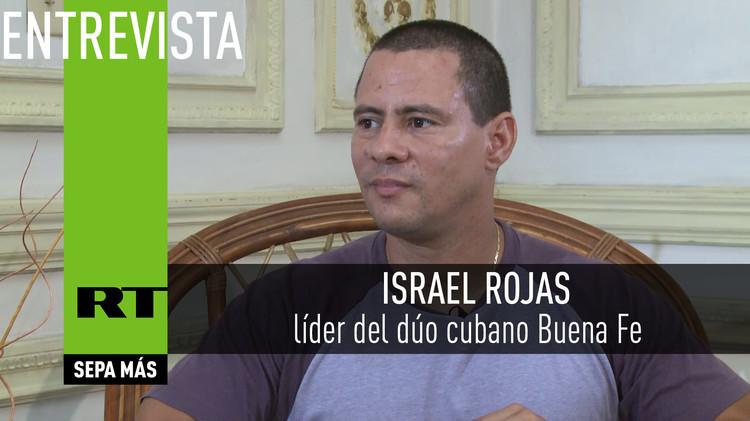 2015-09-09 - Entrevista con Israel Rojas, líder del dúo cubano Buena Fe