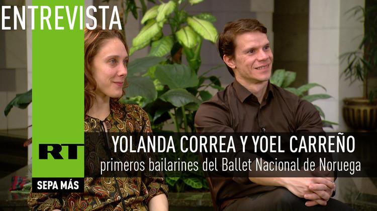 2015-09-17 - Entrevista con Yolanda Correa y Yoel Carreño, primeros bailarines del Ballet Nacional de Noruega