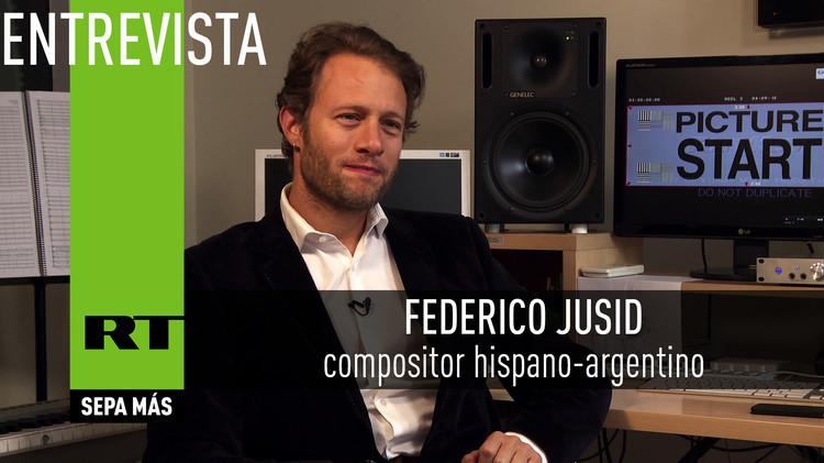 2015-09-22 - Entrevista con Federico Jusid, compositor hispano-argentino