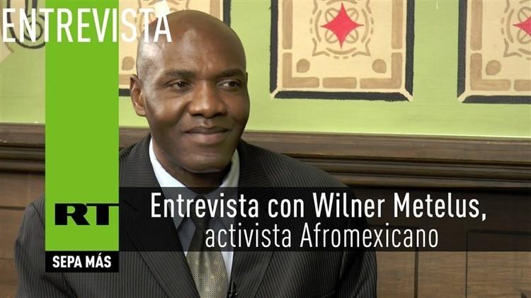 2015-10-22 - Entrevista con Wilner Metelus, activista Afromexicano