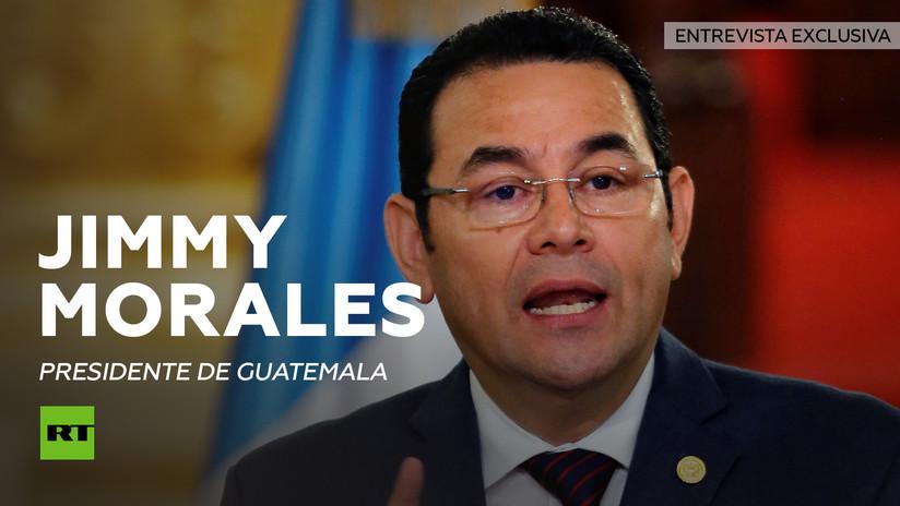 2015-11-03 - La Guatemala de Jimmy Morales: Buenas relaciones con EE.UU. y lazos de hermandad con Latinoamérica