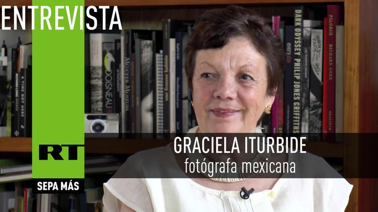 2015-11-05 - Entrevista con Graciela Iturbide, fotógrafa mexicana