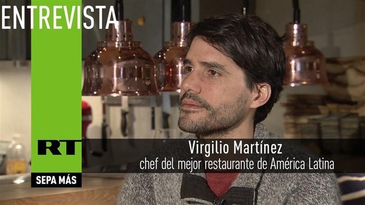 2015-11-12 - Entrevista con Virgilio Martínez, chef del mejor restaurante de América Latina