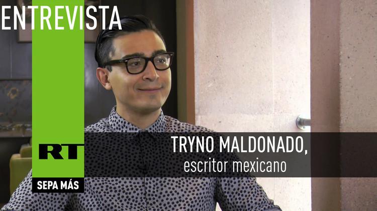 2015-11-30 - Entrevista con Tryno Maldonado, escritor mexicano