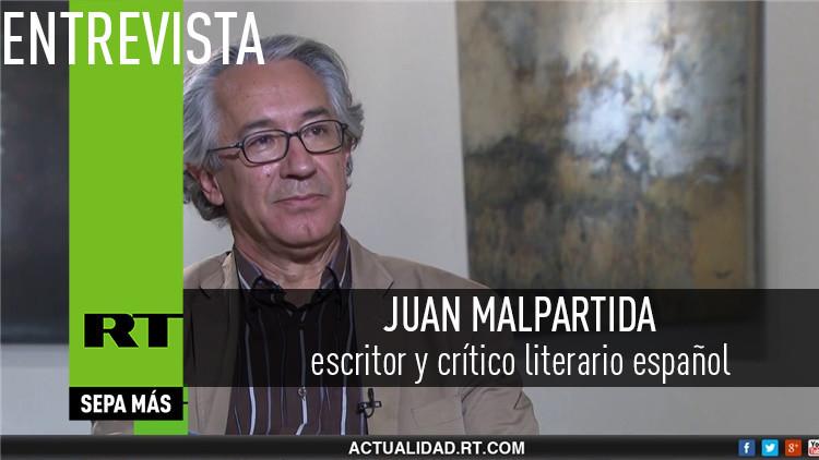 2015-12-05 - Entrevista con Juan Malpartida, escritor y crítico literario español