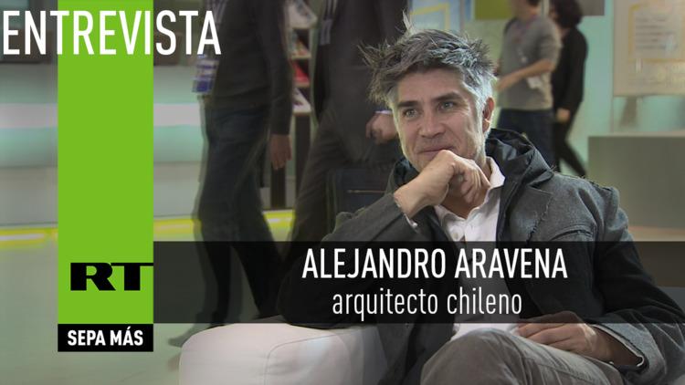 2015-12-15 - Entrevista con Alejandro Aravena, arquitecto chileno