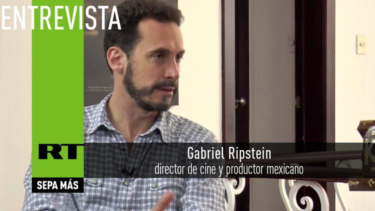 2015-12-26 - Entrevista con Gabriel Ripstein, director de cine y productor mexicano