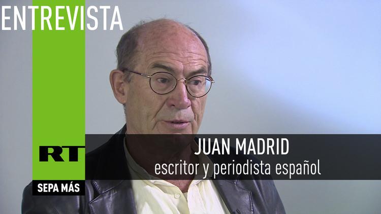 2016-01-28 - Entrevista con Juan Madrid, escritor y periodista español