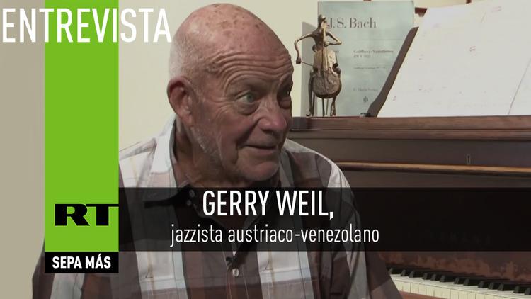 2016-02-06 - Entrevista con Gerry Weil, jazzista austriaco-venezolano