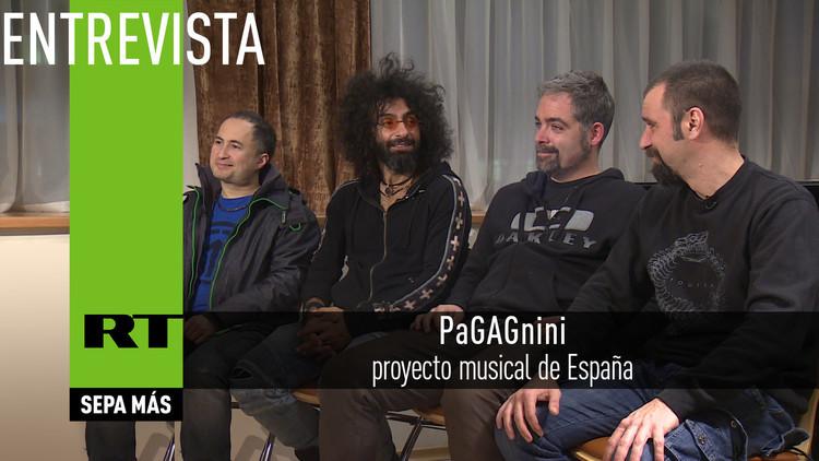 2016-02-16 - Entrevista con PaGAGnini, proyecto musical