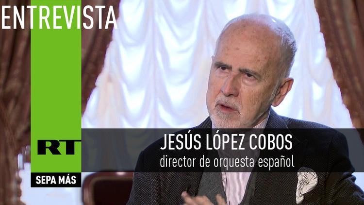 2016-03-12 - Entrevista con Jesús López Cobos, director de orquesta español