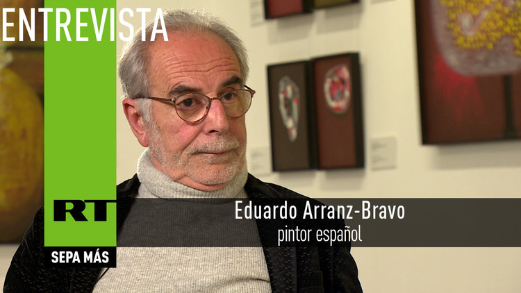 2016-03-19 - Entrevista con Eduardo Arranz-Bravo, pintor español