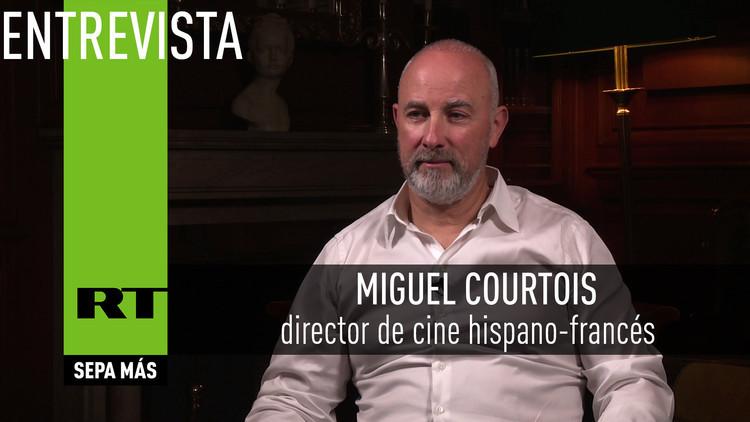 2016-03-29 - Entrevista con Miguel Courtois, director de cine hispano-francés