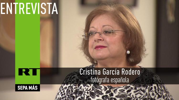 2016-04-11 - Entrevista con Cristina García Rodero, fotógrafa española