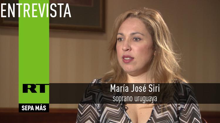 2016-04-16 - Entrevista con María José Siri, soprano uruguaya
