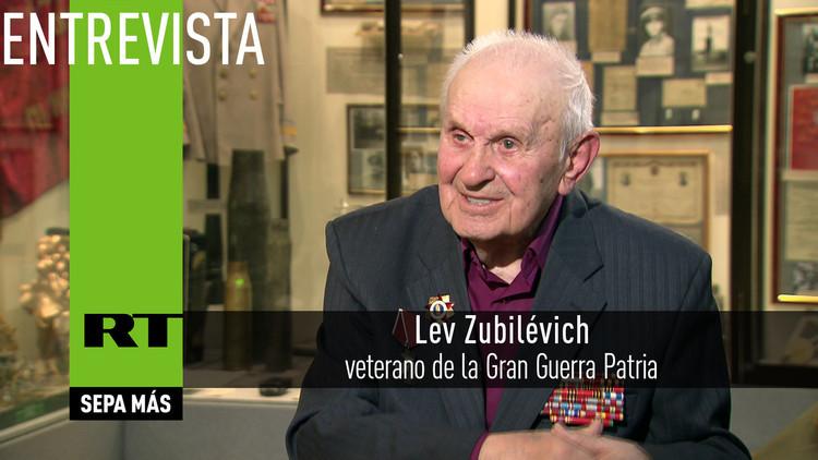 2016-05-09 - Veterano de la Gran Guerra Patria: