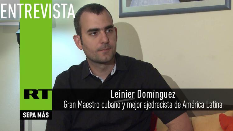 2016-05-23 - Entrevista con Leinier Domínguez, Gran Maestro cubano y mejor ajedrecista de América Latina