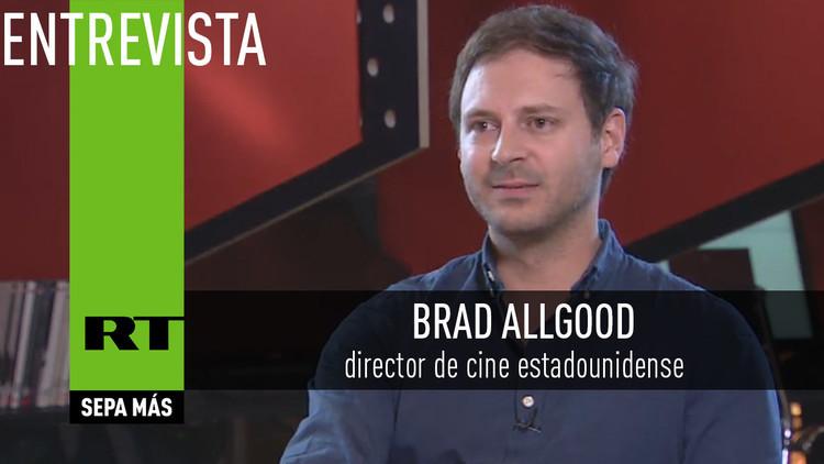 2016-06-13 - Entrevista con Brad Allgood, director de cine estadounidense