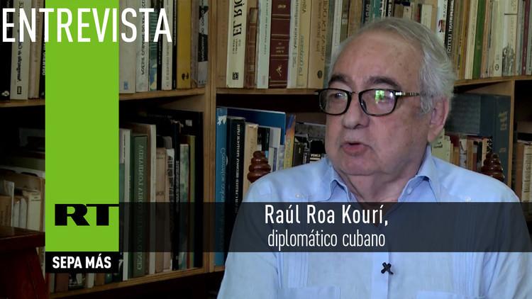 """2016-08-04 - """"La impronta de Fidel en toda la política exterior de Cuba es enorme"""""""