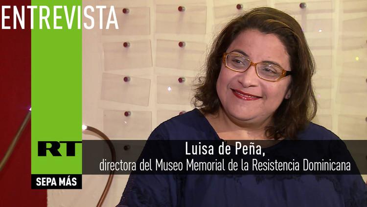 2016-09-29 - Entrevista con Luisa de Peña, directora del Museo Memorial de la Resistencia Dominicana