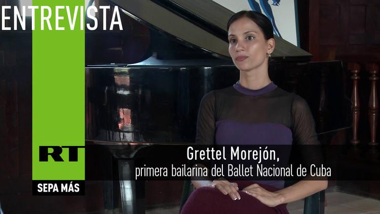 2016-10-01 - Entrevista con Grettel Morejón, primera bailarina del Ballet Nacional de Cuba