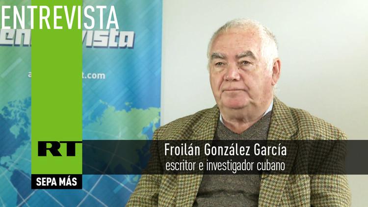 2016-10-10 - Entrevista con Froilán González García, escritor e investigador cubano