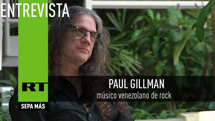 2016-10-31 - El músico Paul Gillman revela la razón por la que Chávez rompió a llorar ante sus ojos