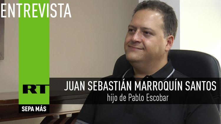 2016-11-03 - EXCLUSIVA: El hijo de Pablo Escobar revela qué pasó con la gran fortuna de su familia