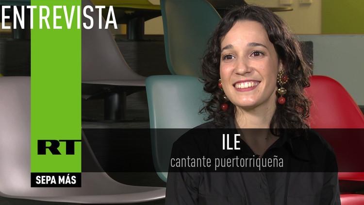 2016-11-05 - Entrevista con Ile,cantante puertorriqueña