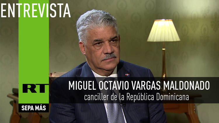 2016-11-17 - Canciller de la República Dominicana: