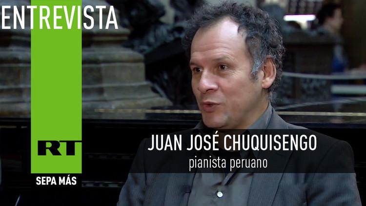 2016-11-20 - Entrevista con Juan José Chuquisengo, pianista peruano