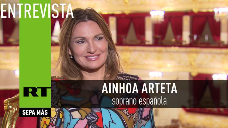 2016-12-24 - Entrevista con Ainhoa Arteta, soprano española