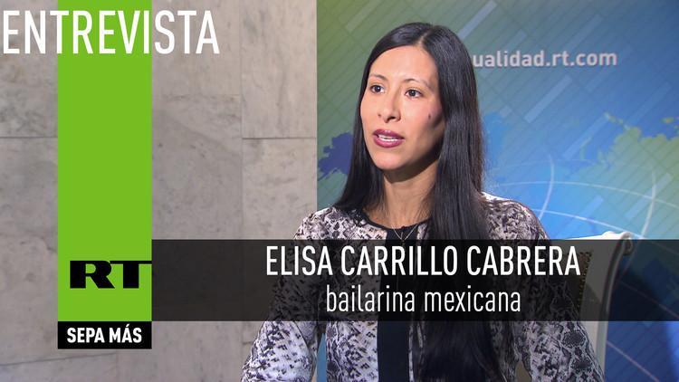 2016-12-31 - Entrevista con Elisa Carrillo Cabrera, bailarina mexicana