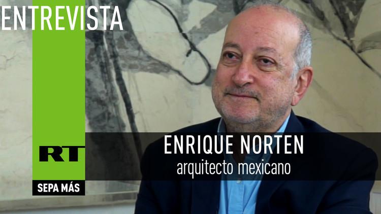 2017-01-16 - Entrevista con Enrique Norten, arquitecto mexicano