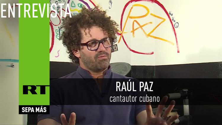 2017-03-11 - Entrevista con Raúl Paz, cantautor cubano