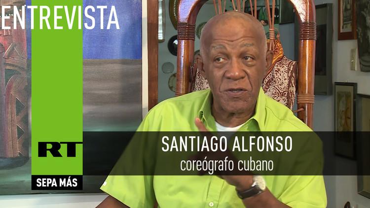 2017-03-18 - Entrevista con Santiago Alfonso,coreógrafo cubano