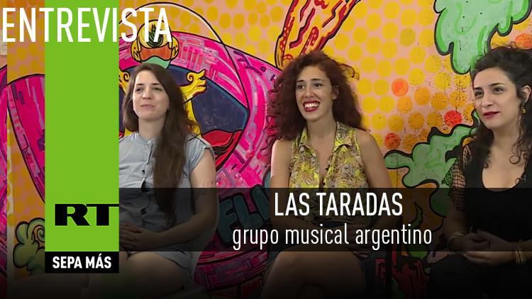 2017-03-20 - Entrevista con Las Taradas, grupo musical argentino