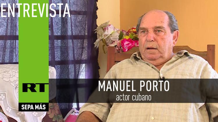 2017-04-15 - Entrevista conManuel Porto, actor cubano