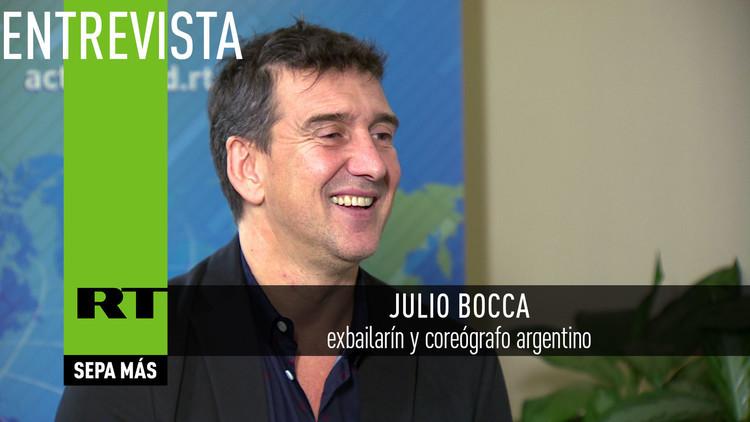 """2017-06-05 - """"En América Latina aún choca que el profesor de baile exija excelencia, concentración y disciplina"""""""